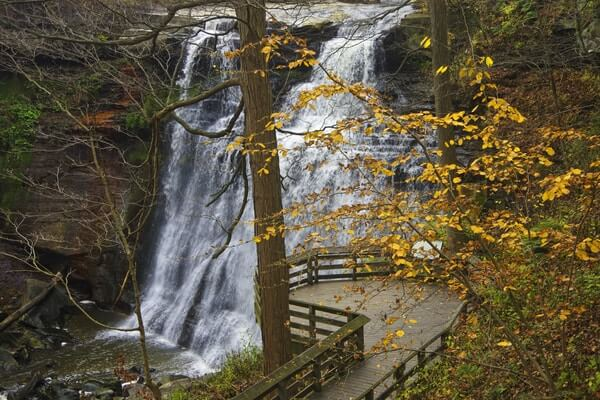 Cuyahoga National Park,Day Trips From Columbus Ohio