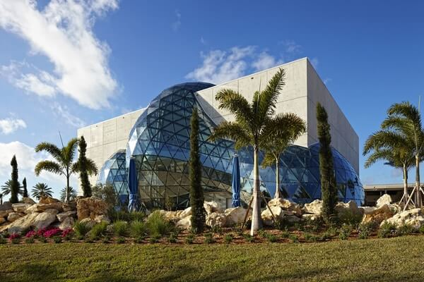 Dali Museum; Weekend Day Trips From Tampa City