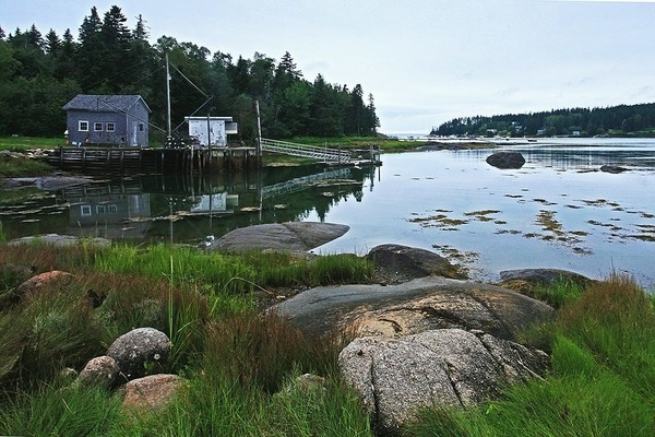 Deer Isle;best day trips from portland maine