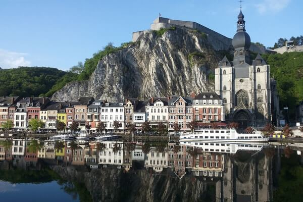 Dinant;Places To Visit In Belgium