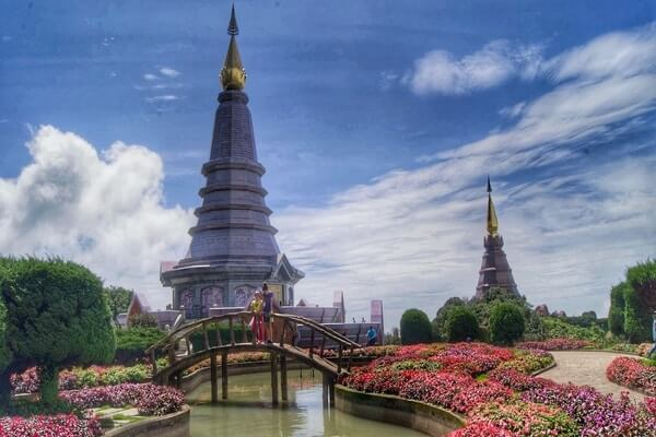 Doi Inthanon National Park, best day trips from Chiang Mai, chiang mai doi inthanon tour