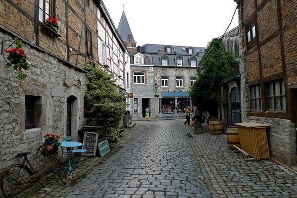 Durbuy;Places To Visit In Belgium