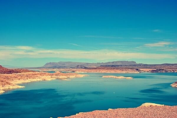 Elephant Butte Lake, cheap weekend getaways from el paso, day trips from el paso
