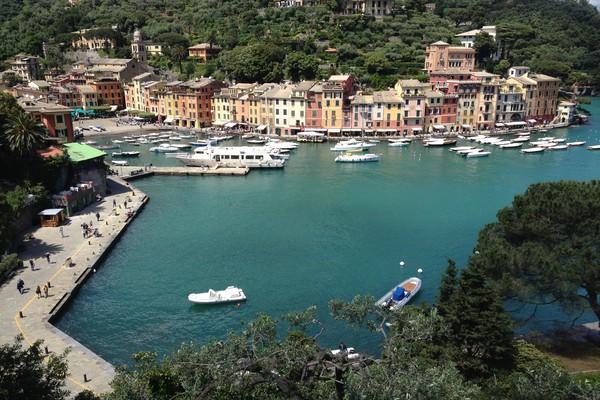 Genova And Portofino;Day trips from Milan