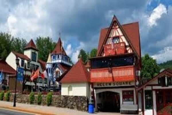 german village, weekend getaways in ohio