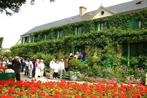 Giverny;Places to visit in France