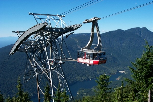 Gondola; Best Day Trips From Vancouver