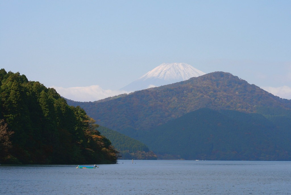 Hakone; best day trips from Tokyo