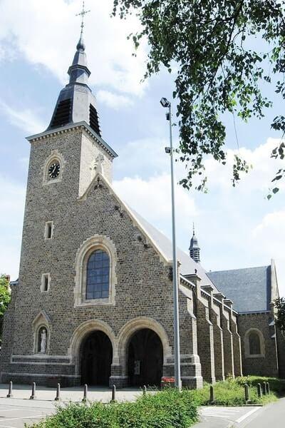 Heilig Hartkerk, Genk;Places To Visit In Belgium