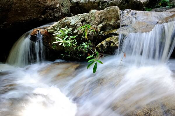 Huay Kaew Waterfall, best day trips from Chiang Mai