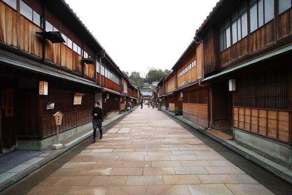 Kanazawa;best day trips from Kyoto