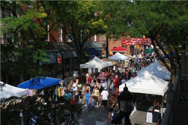 Kennett Square, Pennsylvania, Best day trips from Philadelphia;weekend trips from philadelphia