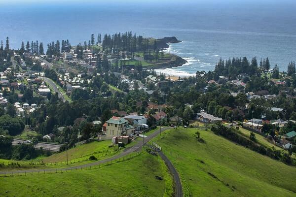 Kiama; best weekend getaways from sydney