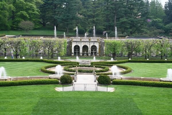 Langwood Gardens, best day trips from philadelphia;day trips from philly