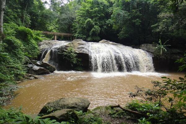 Mae Sa Waterfalls