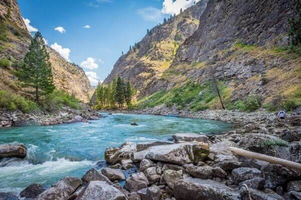 Middle Fork Salmon River, Best Places To Visit In Idaho