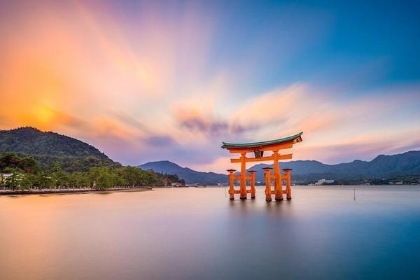 Miyajima, best day trips from Kyoto