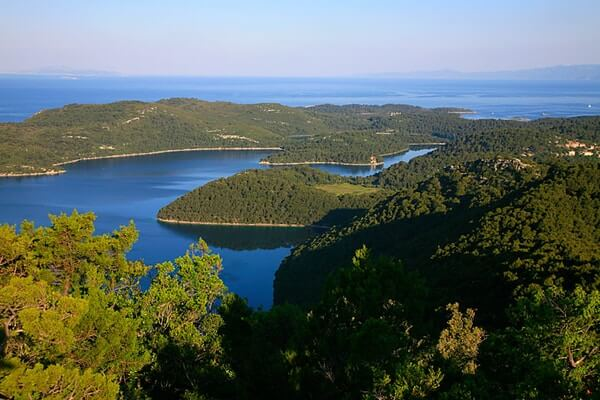 Mljet Island, best day trips from Dubrovnik