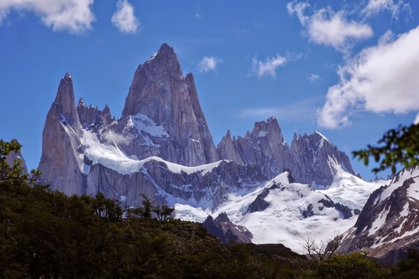 Monte Fitz Roy; Places To Visit In Argentina