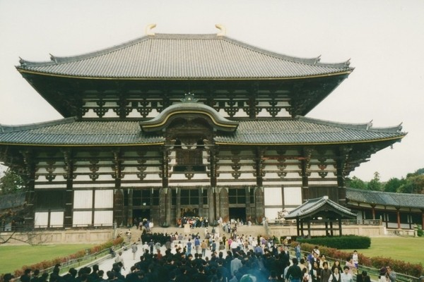 Nara Temple ,best day trips from Kyoto