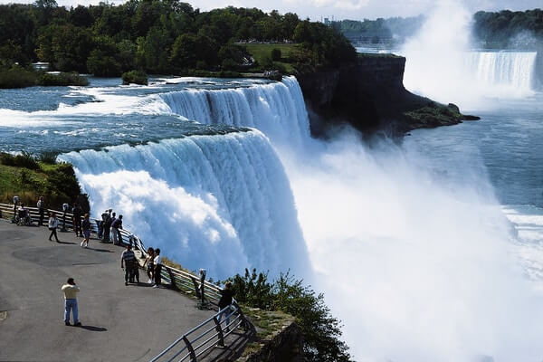 Niagara Falls; Weekend Getaways Day Trips From Albany NY