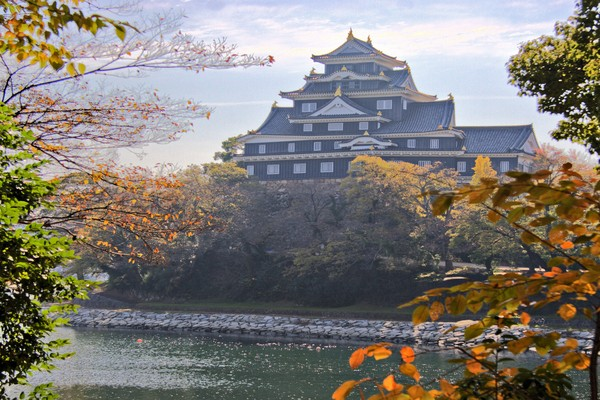 Okayama, best day trips from Kyoto