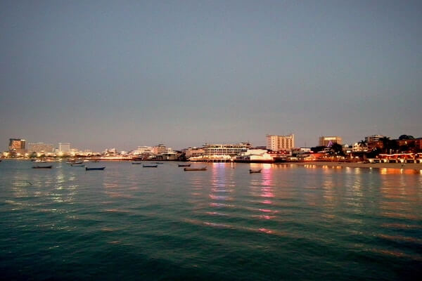 Pattaya, best day trips from Bangkok