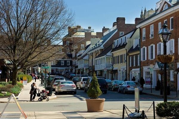 Princeton, New Jersey; weekend trips from philadelphia