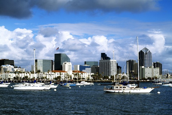 San Diego;Places to visit in Southern California