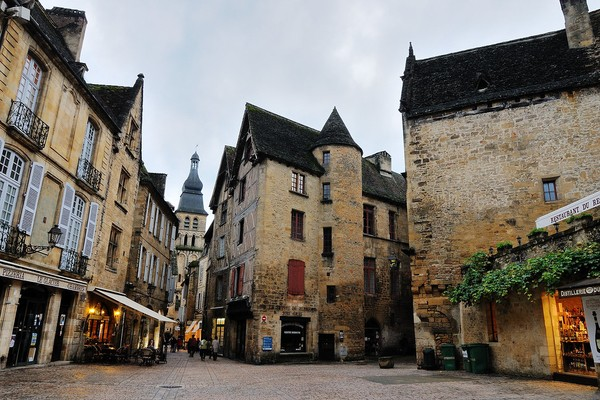 Sarlat-La-Canéda;Places to visit in France