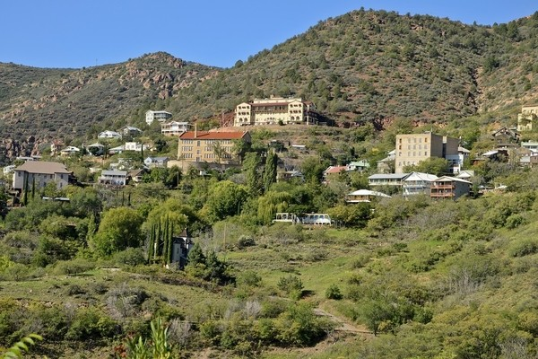 Jerome;Day trips from Scottsdale