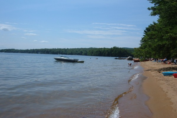 Sebago Lake;best day trips from portland maine