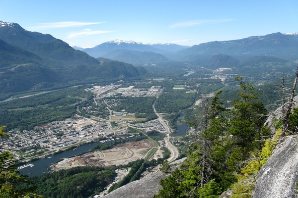 Squamish Valley; Best Day Trips From Vancouver