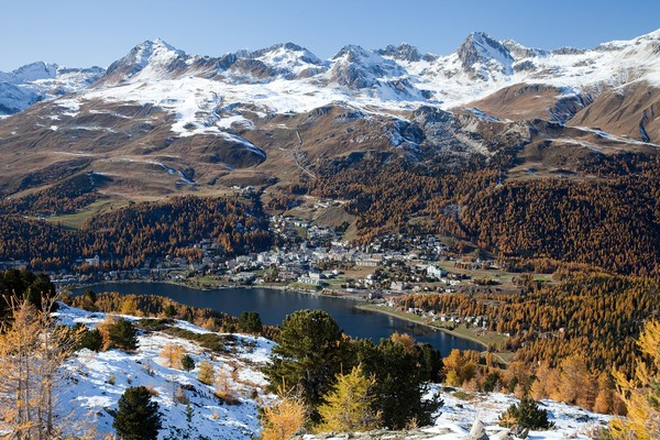 St. Moritz;Day trips from Milan