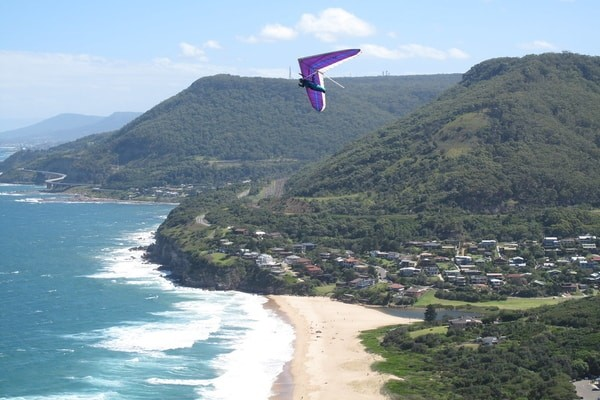Stanwell Park, best day trips from Sydney; best weekend trips from sydney