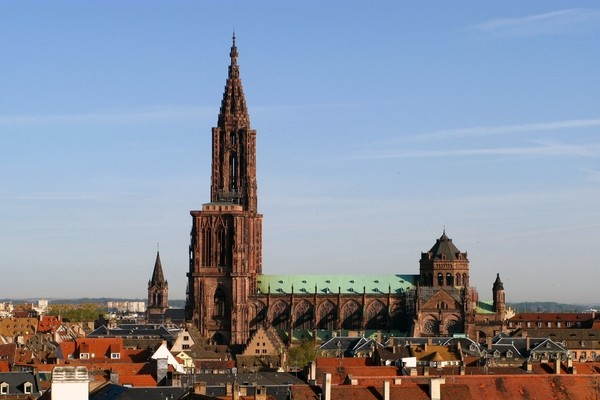 Strasbourg;Places to visit in France