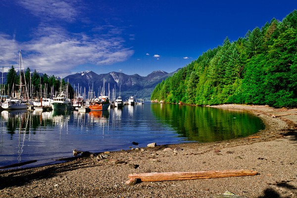 The Bowen Island; Best Day Trips From Vancouver