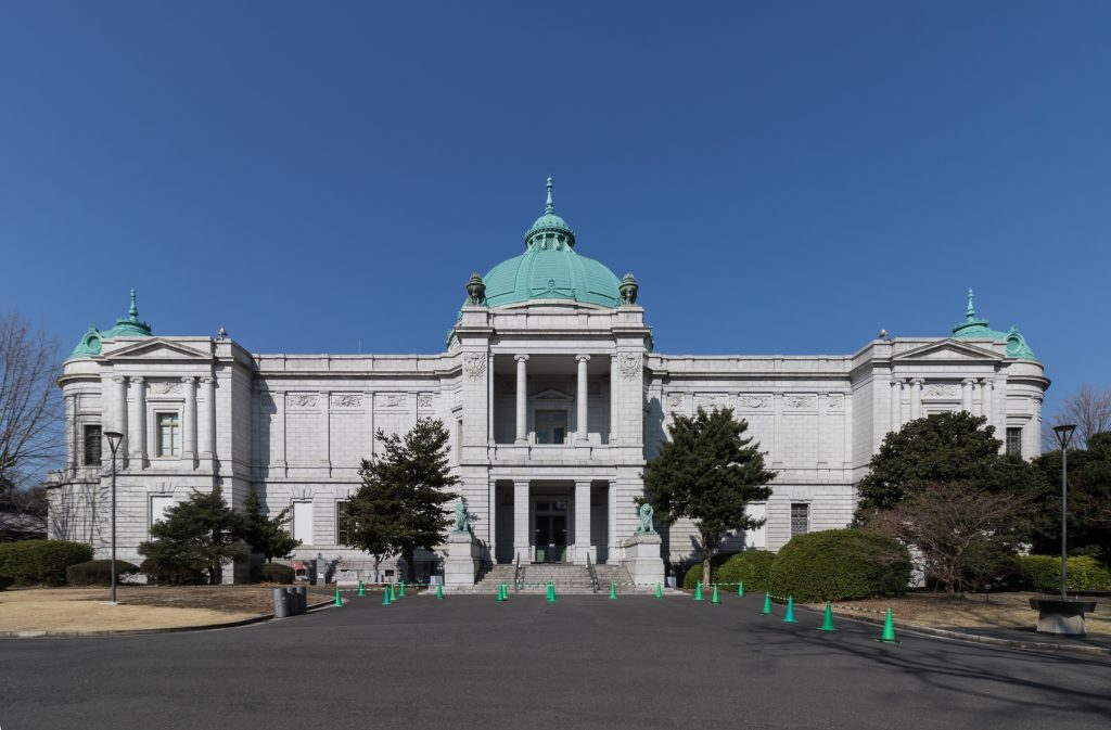Tokyo National Museum; best day trip from Tokyo