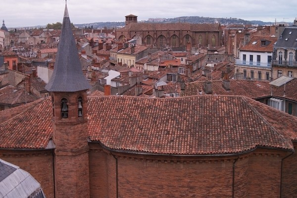 Toulouse-The Pink City