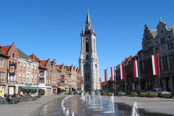 Tournai;Places To Visit In Belgium