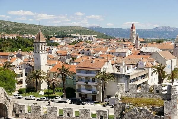 Trogir, day trips from Dubrovnik, montenegro day trip from dubrovnik
