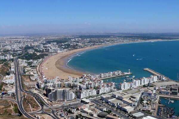 Agadir, best day trips from Marrakech