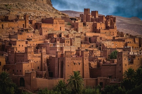 Ait Ben Haddou, best places to visit in Morocco;