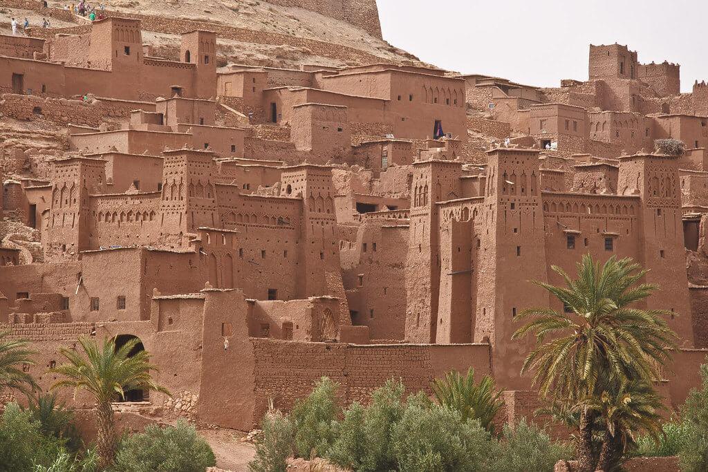 Ait Benhaddou, best day trips from Marrakech