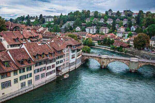 Bern, places to visit in Switzerland