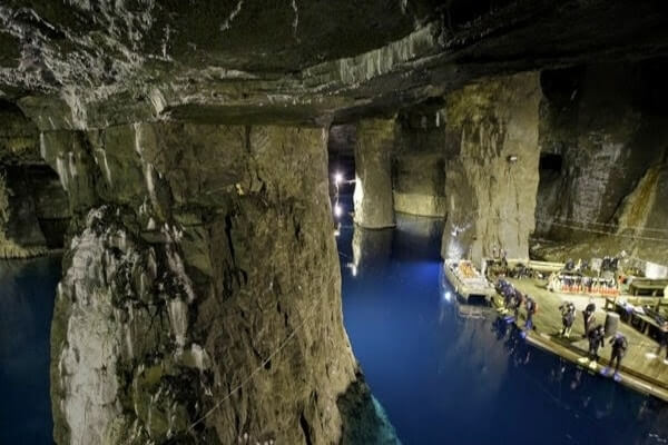 Bonne Terre Mine,Best Day Trips From St. Louis