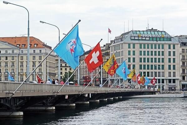 Geneva, Switzerland tourist attraction