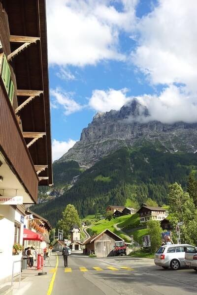 Interlaken, best places to visit in Switzerland