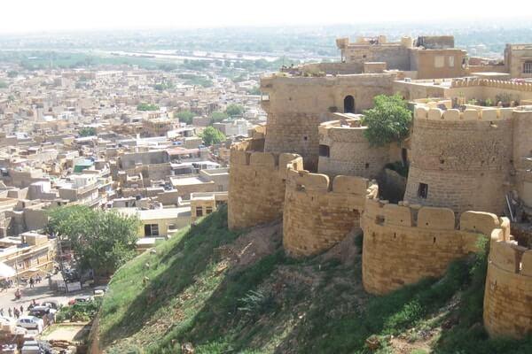 Jaisalmer Fort or Goldern Fort