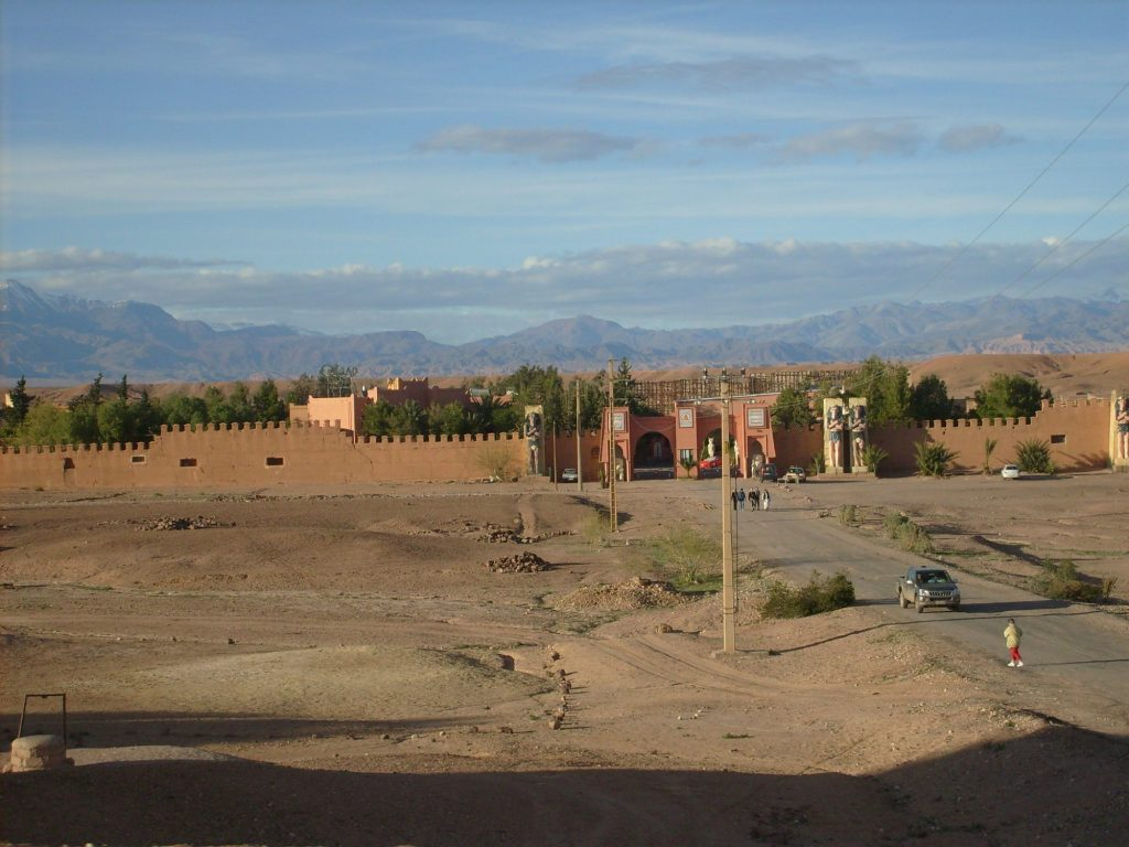 Ouarzazate, places to visit in Morocco;